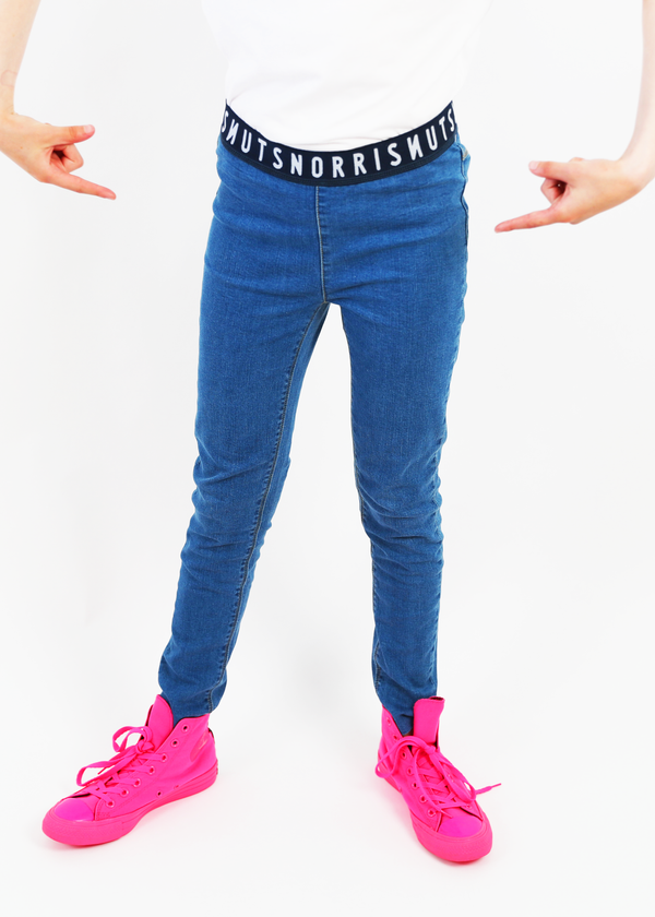 Drop In Denim Jeggings YOUTH