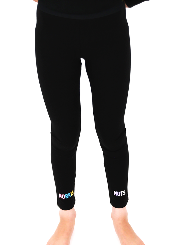 Dinky Legging Black / Multi Norris Nuts (BOTTOMS ONLY)