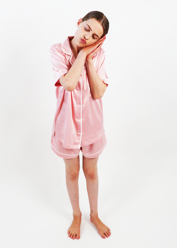 Sabre's Choice PJ Short Set PINK