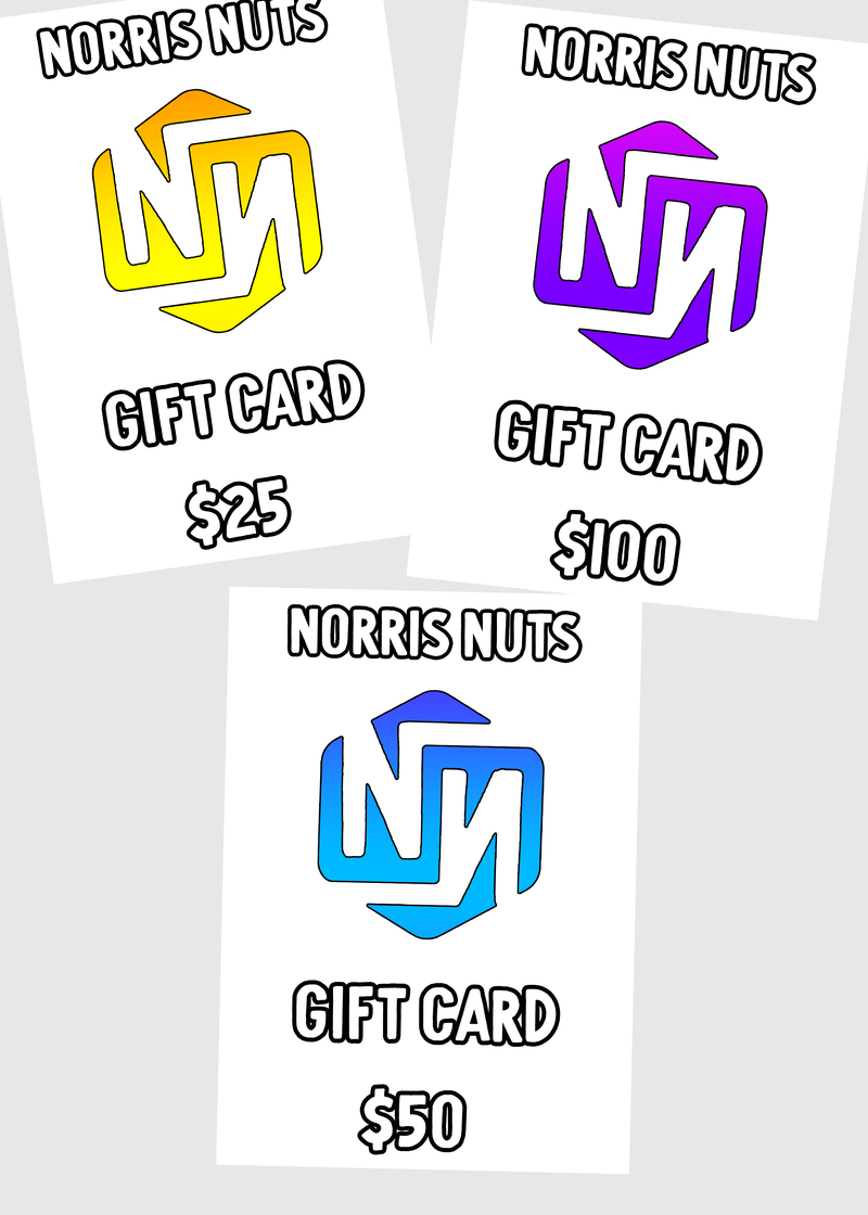 NORRIS NUTS SHOP e-Gift Card