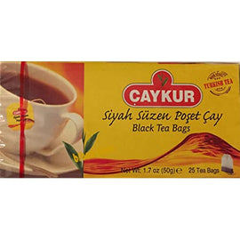 Caykur Black Tea Bags  50gr