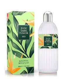 Eyüp Sabri Tuncer Beyaz Cay Kolonya, White Tea Cologne 200ml