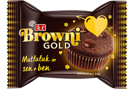 ETI BROWNI GOLD CHOCOLATE CAKE 45g