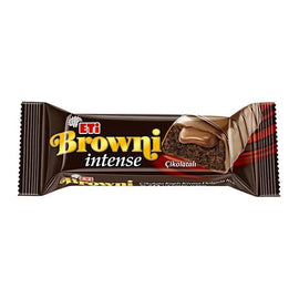 ETI BROWNI INTENSE CHOCOLATE COATED - CREAM FILLED CAKE 50g