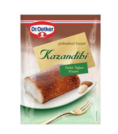 Dr. Oetker Caramelized Pudding (Kazandibi)