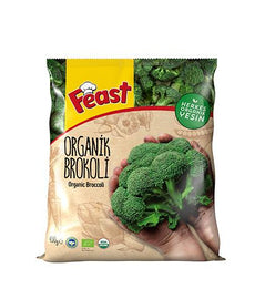 Feast Organic Broccoli (Organik Brokoli)