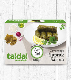 Tada Yaprak Sarma (Grape Vine Leaves) 190gr