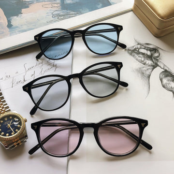 [3 color] slim wellington sunglasses