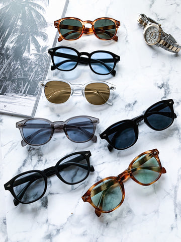 [7 color] classic wellington sunglasses [53mm]