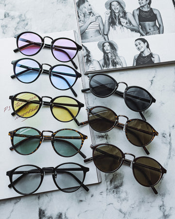 [8 color] boston sunglasses