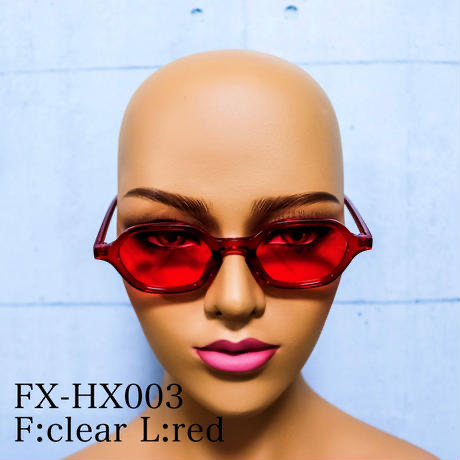【3color】hexa sunglasses