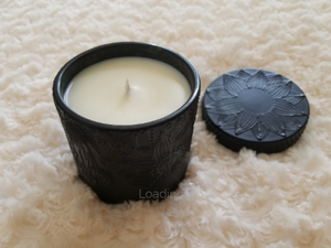 100% Soy Wax Candle - Orange Blossom - ladreaboutique