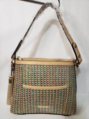 SIMPLY NOELLE HANDBAG FIESTA - AVAILABLE IN 2 COLORS - ladreaboutique