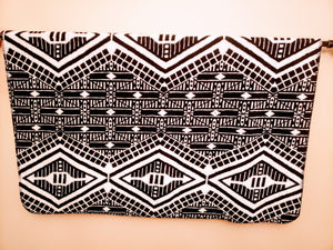 Denali Blanket- Black & White (Free Shipping) - ladreaboutique