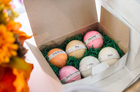 LaDrea Bath Bomb 6 Piece Gift Set - Mother's Day/Gift For Her/Birthday Gift/Wedding Gift/Graduation Gift