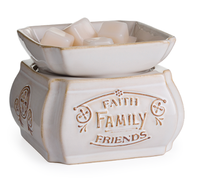 Faith, Family and Friends 2 in 1 Warmer - ladreaboutique