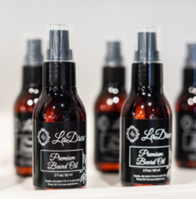 Premium Beard Oil - All Natural (Scented) - ladreaboutique
