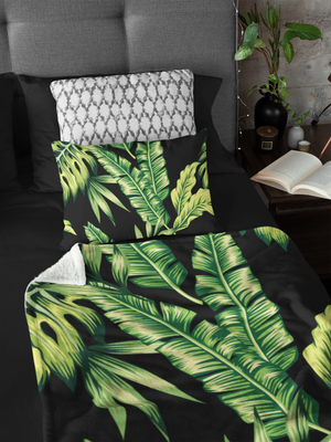 LaDrea Originals 3 Piece Set - Green Leaf   (Ready for Immediate Shipment) - ladreaboutique