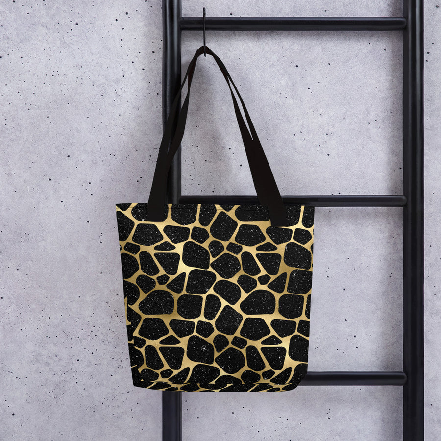 Animal Print Tote - LaDrea Originals