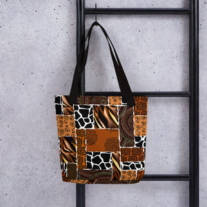 Tote Bag - LaDrea Originals Out of The Wild