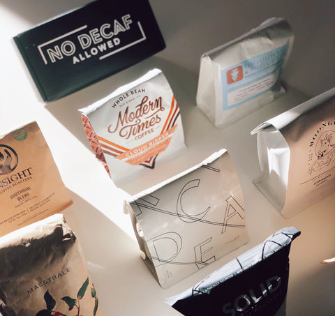 NO DECAF ALLOWED GIFT IDEAS