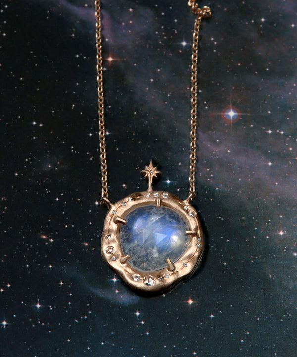 Empyreal Moon Necklace