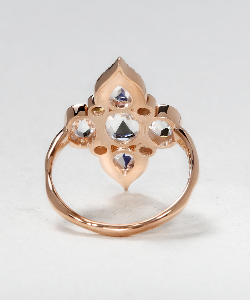 Ethereal Sapphire Ring