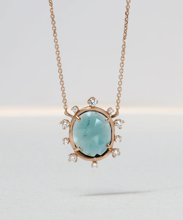 Iceflake Burst Necklace