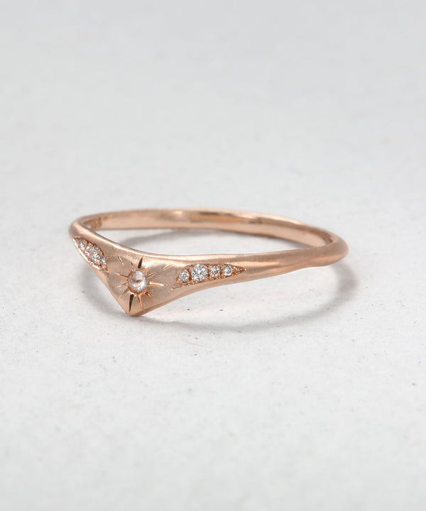 Illuminating Diamond Stacking Band