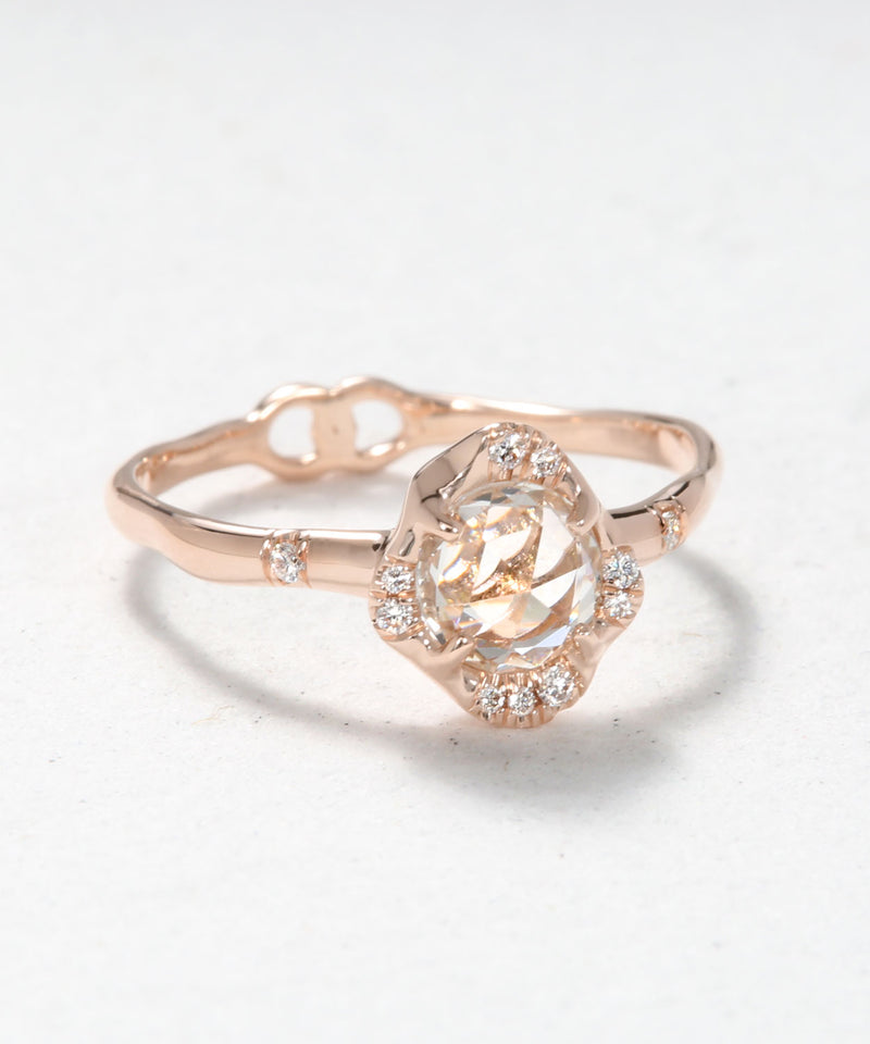 Infinite Love Engagement Ring