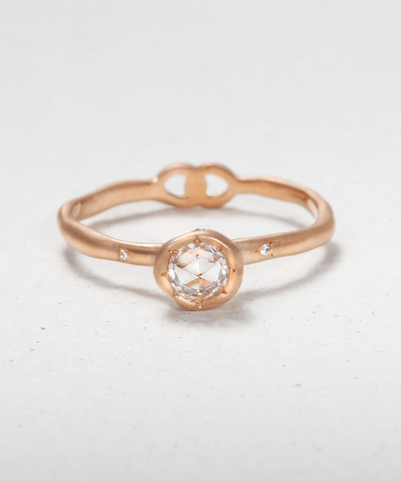 Infinite Love Little Sapphire Ring