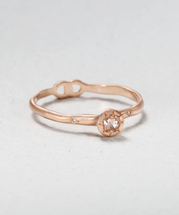 Infinite Love Tiny Diamond Ring