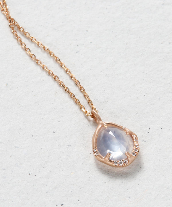 Moonstone Light Necklace
