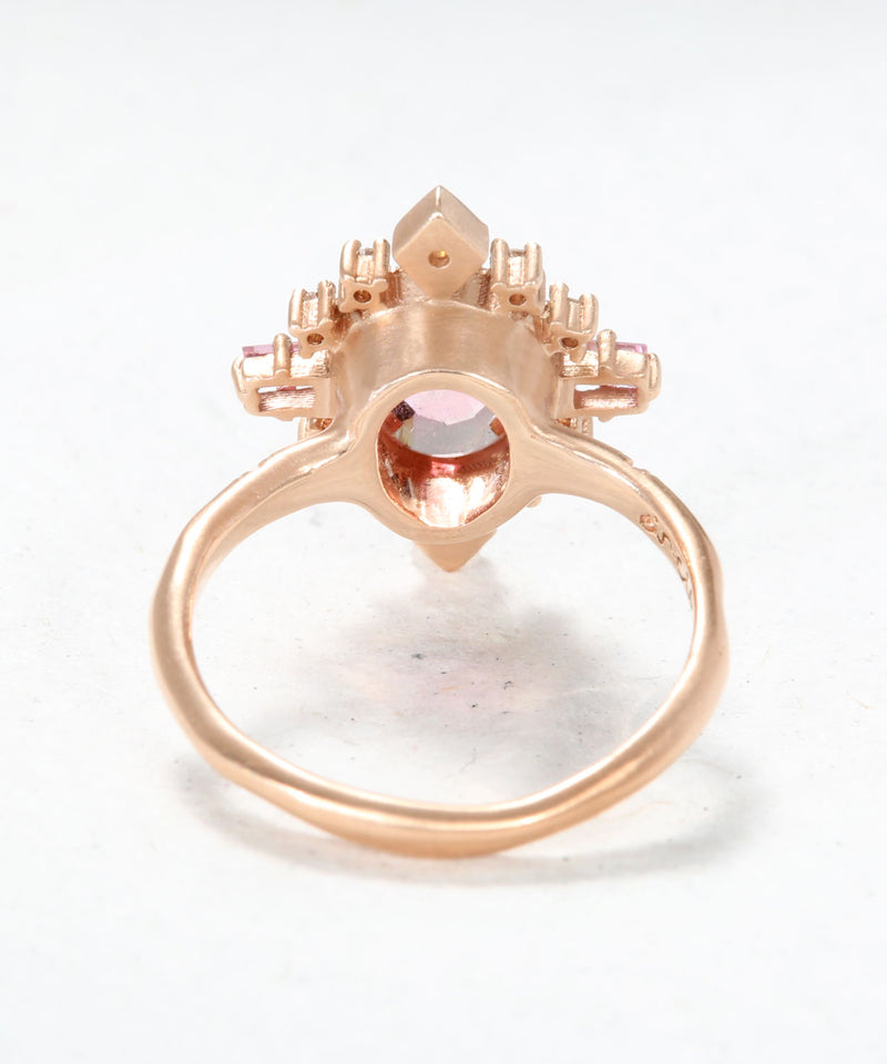 Sparkle Burst Ring