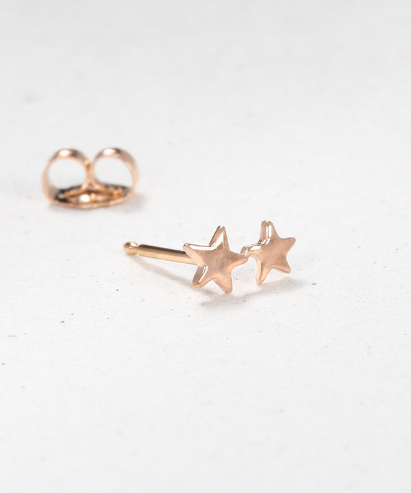 Two Twinkling Star Earring