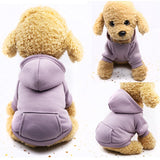 Dog Hoodie Sweater Outfit For Small Dogs