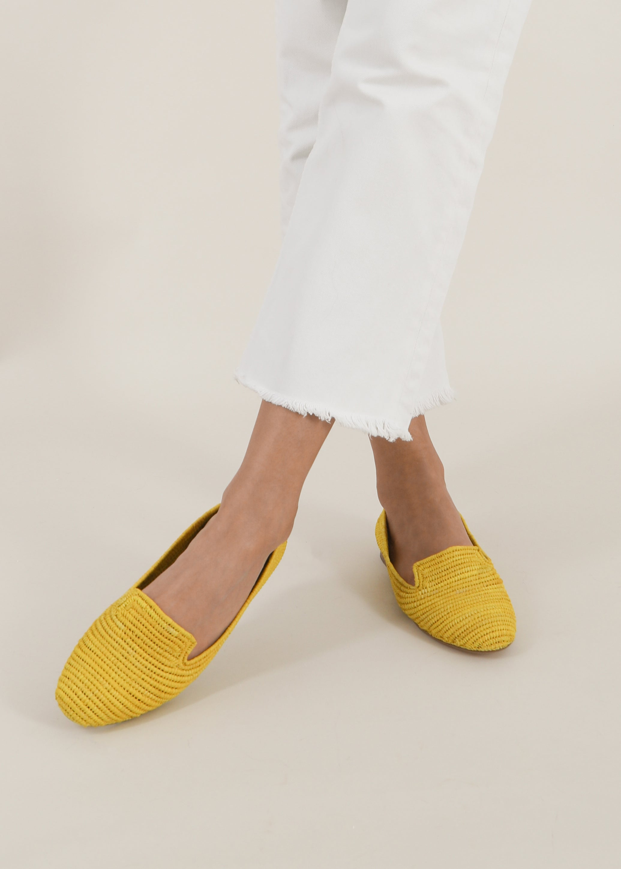 Slippers Ines Jaune