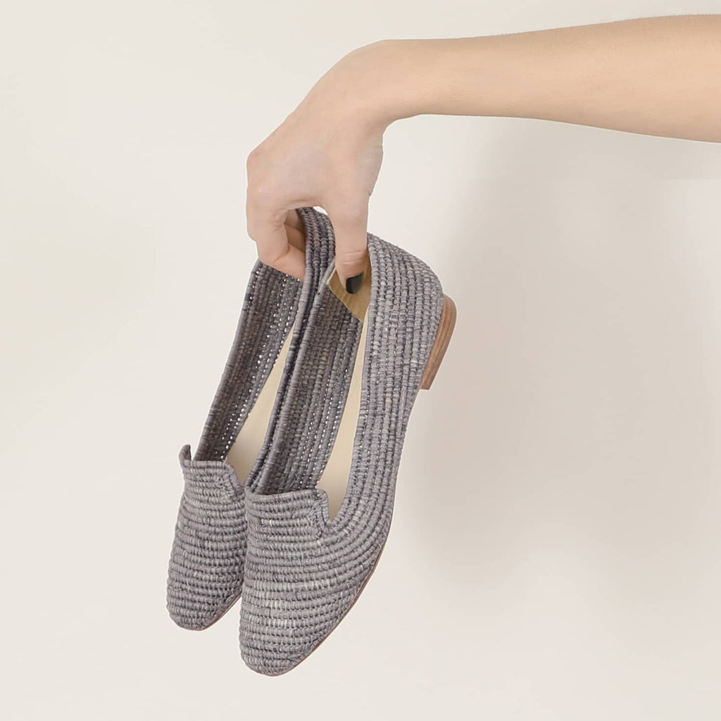 Slippers Ines Gris