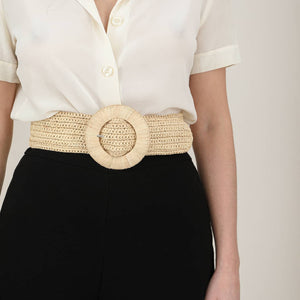Ceinture Betty Naturel