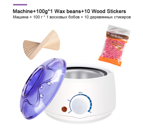 Waxing Beans Starter Kit