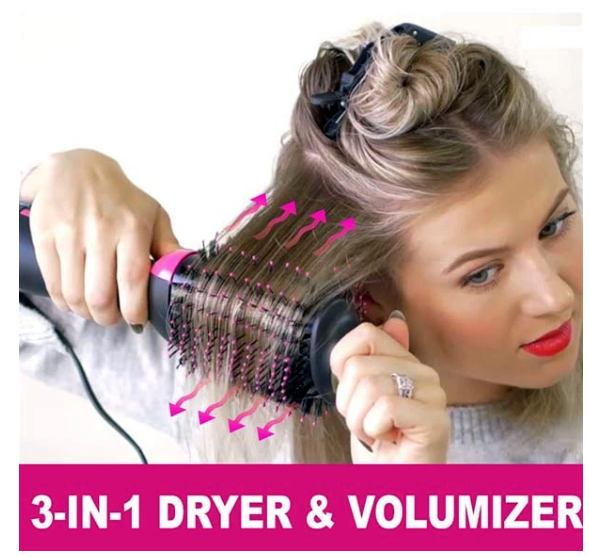 Hair Dryer Comb