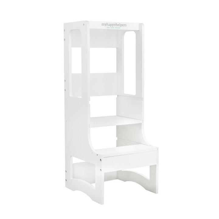 Learning Tower - White