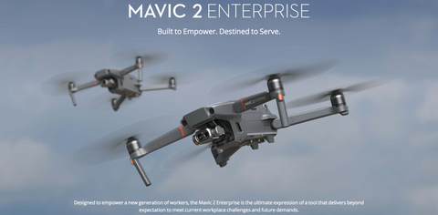 DJI Mavic 2 Enterprise Advanced Official Price Release