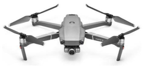 DJI Mavic 2 Zoom with Smart Controller (Standard Bundle)