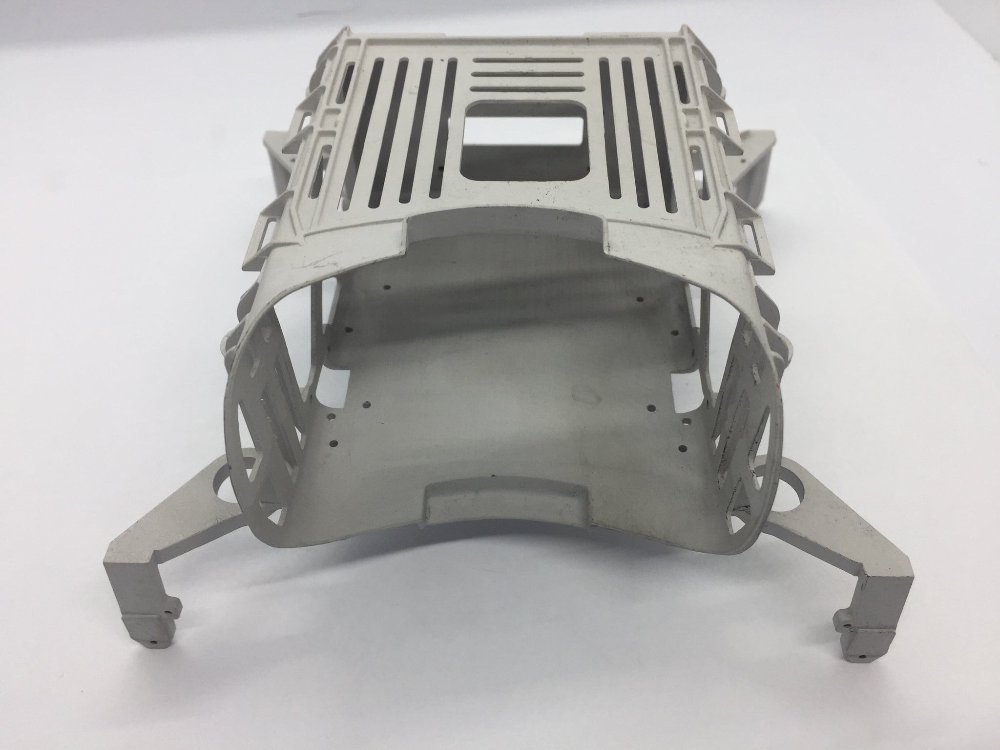 DJI Phantom 4 Pro Middle Frame Center Battery Compartment