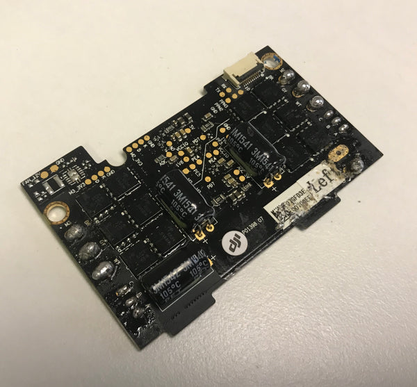 DJI Phantom 4 ESC Board Left