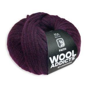 FAITH WOOLADDICTS by Lang Yarns