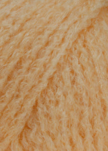 Cashmere Light Rippenmütze