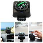 NEW Adjustable Navigation Dashboard Compass For Cars Boats & Trucks (FREE SHIPPING)
