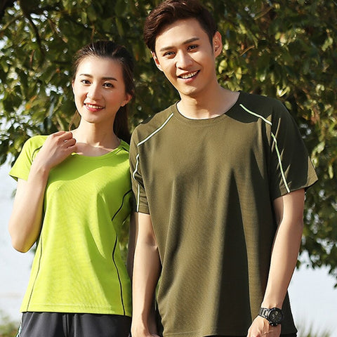 Summer New Short Sleeve Casual Outdoors T-shirt